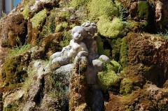 Fontaine des Trois Grâces - Deutsch: Springbrunnen vor dem Opernhaus, Montpellier, Languedoc-Roussillon, Frankreich