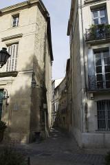 Ancien hôtel de Belleval, dit aussi Richer de Belleval ou Boulhaco, ou ancien hôtel de ville -  Montpellier, France