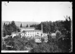 Ancienne cité manufacturière de Villeneuvette -