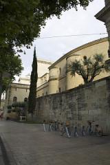 Ancien couvent des Ursulines, anciennes prisons (ex-Caserne Grossetti) -  Montpellier, France
