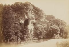 Château de la Caze - Français:   Gorges du Tarn: Château de La Caze