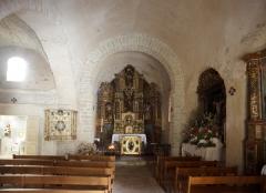 Eglise Saint-Saturnin - English: église paroissiale Saint-Saturnin; Boule d'Amont; Languedoc-Roussillon, Pyrénées-Orientales, France; ref: PM_046987_F_Boule_d_Amont;;; Photographer: Paul M.R. Maeyaert; www.pmrmaeyaert.eu, © Paul M.R. Maeyaert; pmrmaeyaert@gmail.com; Cultural heritage; Cultural heritage/Baroque; Cultural heritage/Romanesque; Cultural heritage/Romanesque Catalonia; Europe/France/Boule d'Amont; LoCloud selectie