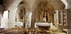 Eglise Saint-Saturnin - English: église paroissiale Saint-Saturnin; Boule d'Amont; Languedoc-Roussillon, Pyrénées-Orientales, France; ref: PM_047003_F_Boule_d_Amont;; XIIe; Photographer: Paul M.R. Maeyaert; www.pmrmaeyaert.eu, © Paul M.R. Maeyaert; pmrmaeyaert@gmail.com; Cultural heritage; Cultural heritage/Baroque; Cultural heritage/Romanesque; Cultural heritage/Romanesque Catalonia; Europe/France/Boule d'Amont; LoCloud selectie