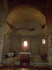 Eglise Saint-Cyr-et-Sainte-Julitte - Català: Nau central i absis