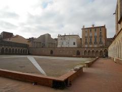 Ancien grand Séminaire - Català: El Campo Santo de Perpinyà
