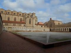 Ancien grand Séminaire - Català: La Funerària, capella de Sant Joan Evangelista, al Campo Santo de Perpinyà
