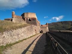 Fort Lagarde - Català: Fort de la Guàrdia (Prats de Molló)