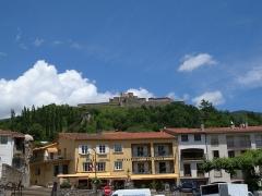 Fort Lagarde -  Prats-de-Mollo (Pyrénées-Orientales, France)