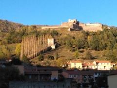 Fort Lagarde - Català: Vista del Fort de la Guàrdia a Prats de Molló