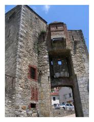 Remparts -  Town Gate - Prats-le-Mollo France