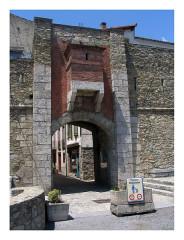 Remparts -  Town Gate - Prats-le-Mollo, France