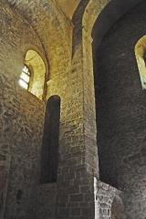 Eglise Saint-André de Sorède - Deutsch: St-André-de-Sorède, südl. Pfeiler Joch 1
