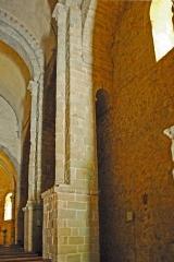 Eglise Saint-André de Sorède - Deutsch: St-André-de-Sorède, südl. Pfeiler Joche 2 u. 3