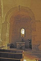 Eglise Saint-André de Sorède - Deutsch: St-André-de-Sorède, Querhauskapelle