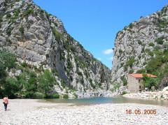Grotte de la Caune de l'Arago -