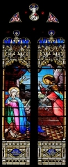 Eglise Saint-André - French stained-glass artist and painter