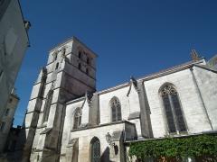 Eglise Saint-André - Français:   L\'église Saint-André d\'Angoulême