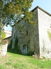 Prieuré Saint-Jean-Baptiste - English: priory of Ronsenac, Charente, SW France