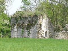 Eglise de Châtres - Français:   Abbaye de Châtre, St-Brice, Charente, France