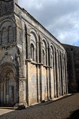 Eglise Saint-Martin - Deutsch:   Chadenac, St.-Martin, Südseite