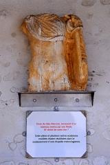 Eglise Saint-Martin - Deutsch:   Chadenac, archäologisches Fundstück