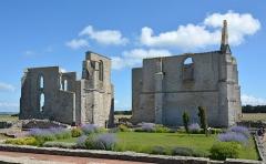 Ancienne abbaye Notre-Dame de Ré, dite des Châteliers - English: Abbaye Notre-Dame-de-Ré said des Châteliers, Ile de Ré, France