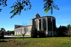 Eglise Saint-Herie - Deutsch: Ste.-Hérie, Ansicht von Südost