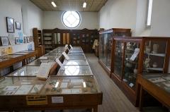 Chapelle Saint-Gilles - Français:   collection du Musée archéologique de Pons au premier étage de la chapelle saint gilles.
