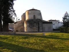 Eglise Saint-Vivien -  église St Vivien de Pons