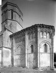 Eglise Saint-Trojan -