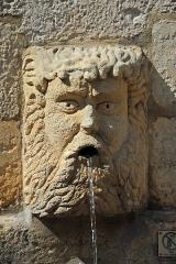Fontaine du Pilori - Deutsch: La Rochelle, Wasserspucker