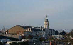 Gare -  La gare de La Rochelle