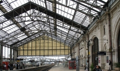 Gare -  Gare de La Rochelle, France