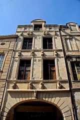 Maison - Deutsch: La Rochelle, Renaissance - Fassade