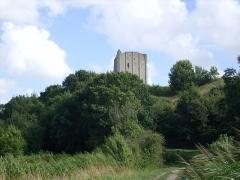 Tour de Broue -  Le donjon