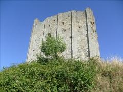 Tour de Broue -  Le donjon de Broue