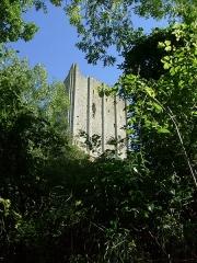 Tour de Broue -  Le donjon médiéval de Broue