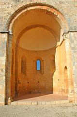 Ruines de l'ancienne abbaye - Deutsch: Abtei Trizay