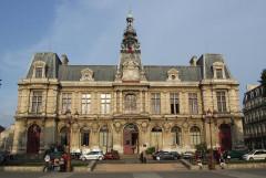 Hôtel de ville - English:   Townhall, Poitiers, FRANCE