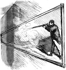 Manufacture d'armes, actuellement Musée de l'automobile - French caricaturist, drawer, lithographer and comics artist