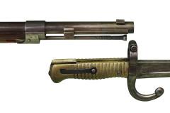 Manufacture d'armes, actuellement Musée de l'automobile - English: Chassepot