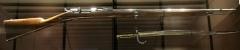 Manufacture d'armes, actuellement Musée de l'automobile - English: Chassepot_gun_model_1866_Mutzig_1869