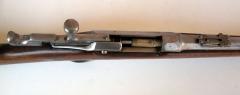 Manufacture d'armes, actuellement Musée de l'automobile - English: Chassepot receiver