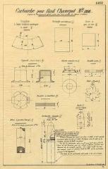 Manufacture d'armes, actuellement Musée de l'automobile -  Blueprint Chasspot