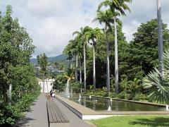 Muséum d'Histoire Naturelle - Deutsch: Saint-Denis: Stadtpark