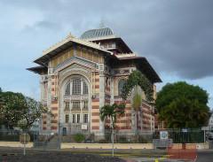 Bibliothèque Schoelcher -  Bibliotheque Schoelcher, Martinique