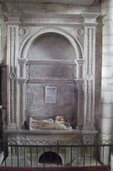 Eglise - Français:   Liverdun, tombeau de st-Euchaire en l\'église st-Pierre.