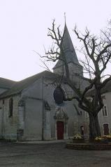 Eglise - Français:   Liverdun église st-Pierre.