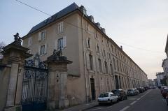 Place d'Alliance - rue Girardet (Nancy), ancienne école ONF actuellement Agro-paris-tech.