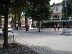 Place Stanislas - Polski: Nancy. Latem 2006